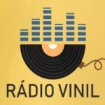 Logo da emissora Rádio Vinil