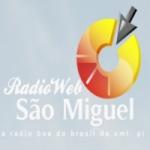 Logo da emissora Rádio Web Sao Miguel