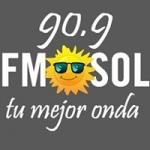 Logo da emissora Radio Sol 90.9 FM