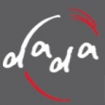 Logo da emissora Dada 106.6 FM