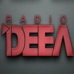 Logo da emissora Deea 92.1 FM