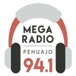 Logo da emissora Radio La Mega 94.1 FM