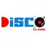 Logo da emissora Disco Classic