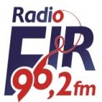 Logo da emissora Fir 96.2 FM