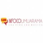 Logo da emissora Rádio Infoco Umuarama
