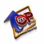 Logo da emissora Top FM Salvador