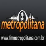 Logo da emissora FM Metropolitana