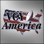 Logo da emissora KVCF 90.5 FM