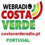 Logo da emissora Costa Verde Radio Portugal