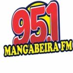 Logo da emissora Rádio Mangabeira