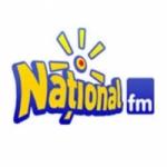 Logo da emissora National 91.7 FM
