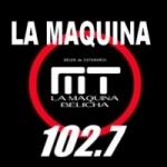 Logo da emissora Radio La Maquina Belicha 102.7 FM