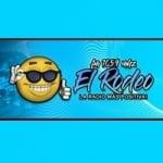 Logo da emissora Radio El Rodeo 105.9 FM