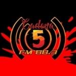 Logo da emissora Radio Cadena 5 88.3 FM