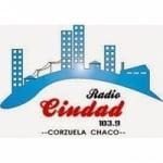 Logo da emissora Radio Ciudad 103.9 FM
