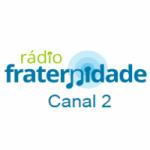 Logo da emissora Rádio Fraternidade Canal 2