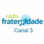 Logo da emissora Rádio Fraternidade Canal 3