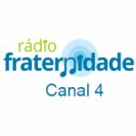 Logo da emissora Rádio Fraternidade Canal 4