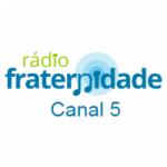 Logo da emissora Rádio Fraternidade Canal 5