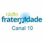 Logo da emissora Rádio Fraternidade Canal 10