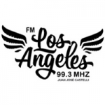 Logo da emissora Radio Los Angeles 99.3 FM