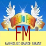 Logo da emissora Rádio Paz Curitiba