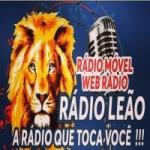 Logo da emissora Rádio Leão