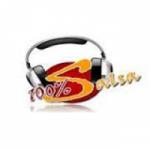 Logo da emissora Radio Salsa
