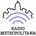 Logo da emissora Radio Metropolitana 98.3 FM