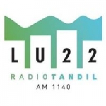 Logo da emissora Radio Tandil 1140 AM
