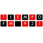 Logo da emissora Radio Tiempo 92.1 FM