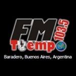 Logo da emissora Radio Tiempo 103.5 FM