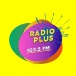 Logo da emissora Radio Plus 103.5 FM