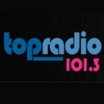 Logo da emissora Radio Top 101.3 FM