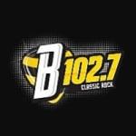 Logo da emissora KYBB 102.7 FM