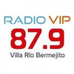 Logo da emissora Radio Vip 87.9 FM