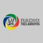 Logo da emissora Radio Tres Arroyos 820 AM