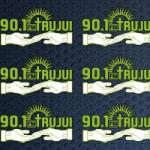 Logo da emissora Radio Trujui 90.1 FM