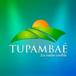 Logo da emissora Radio Tupambaé 1150 AM 105.9 FM
