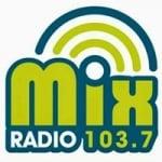 Logo da emissora Radio Mix 103.7 FM