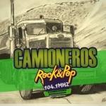Logo da emissora Radio De Camioneros 104.1 FM