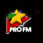 Logo da emissora Pro 102.8 FM Black