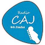 Logo da emissora Radio CAJ 90.3 FM