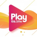 Logo da emissora Radio Play 106.5 FM