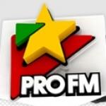 Logo da emissora Pro 102.8 FM Ro
