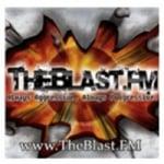 Logo da emissora The Blast.FM