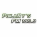 Logo da emissora Radio Polarys 105.9 FM