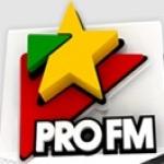 Logo da emissora Pro 102.8 FM Reggae