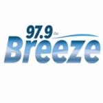 Logo da emissora The Breeze 97.9 FM