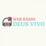 Logo da emissora Web radio Deus Vivo